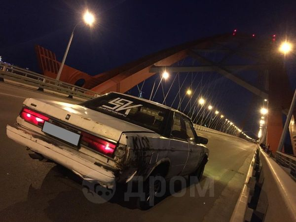 Toyota Mark II, 1987 год, 60 000 руб.