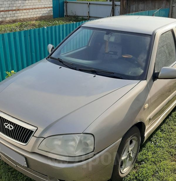 Chery Amulet A15, 2007 год, 146 000 руб.