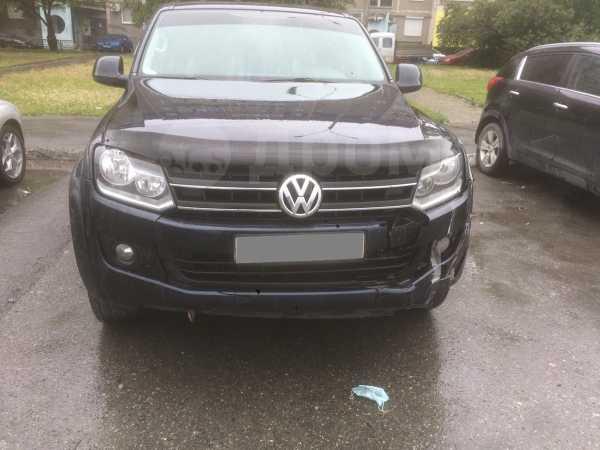 Volkswagen Amarok, 2012 год, 750 000 руб.