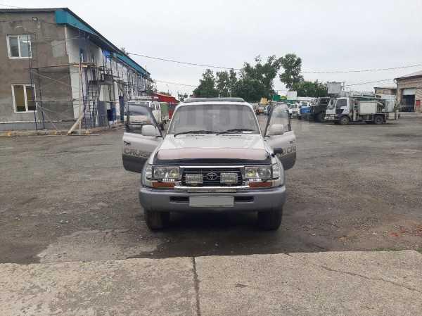 Toyota Land Cruiser, 1997 год, 1 390 000 руб.