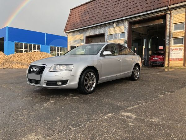 Audi A6, 2004 год, 340 000 руб.
