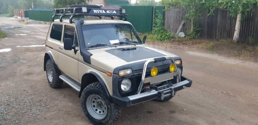 Лада 4x4 2121 Нива, 1988 год, 250 000 руб.