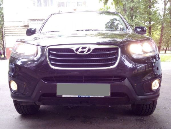 Hyundai Santa Fe, 2011 год, 720 000 руб.