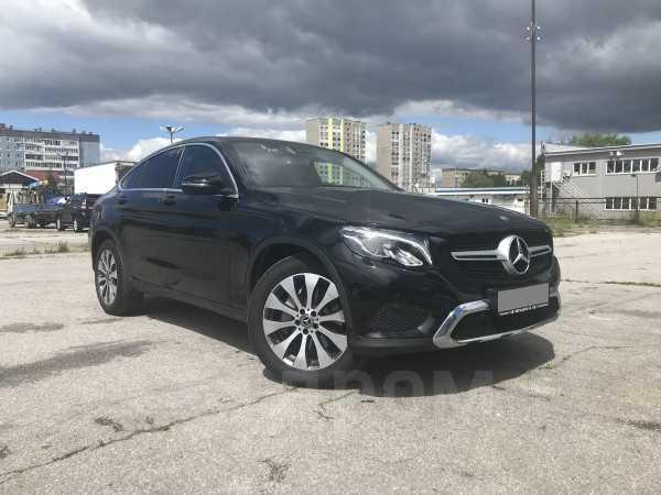 Mercedes-Benz GLC Coupe, 2017 год, 2 700 000 руб.