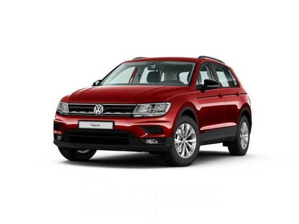Volkswagen Tiguan, 2020 год, 1 880 600 руб.