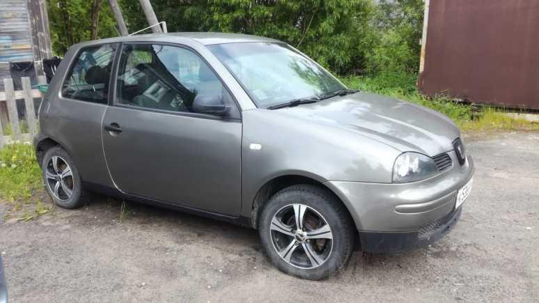 SEAT Arosa, 2003 год, 100 000 руб.