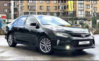 Воронеж Toyota Camry 2017