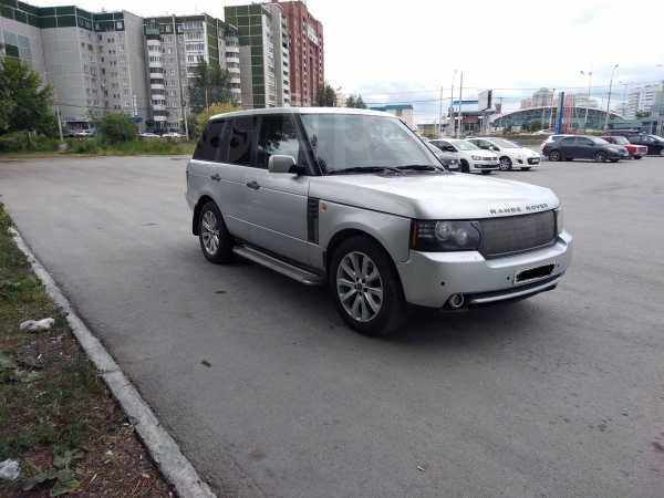 Land Rover Range Rover, 2003 год, 495 000 руб.