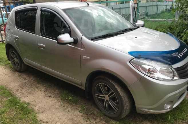 Renault Sandero, 2012 год, 390 000 руб.
