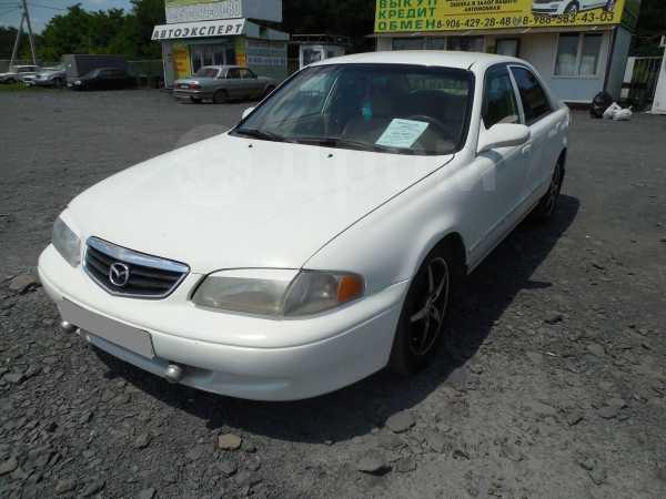 Mazda 626, 2002 год, 283 000 руб.
