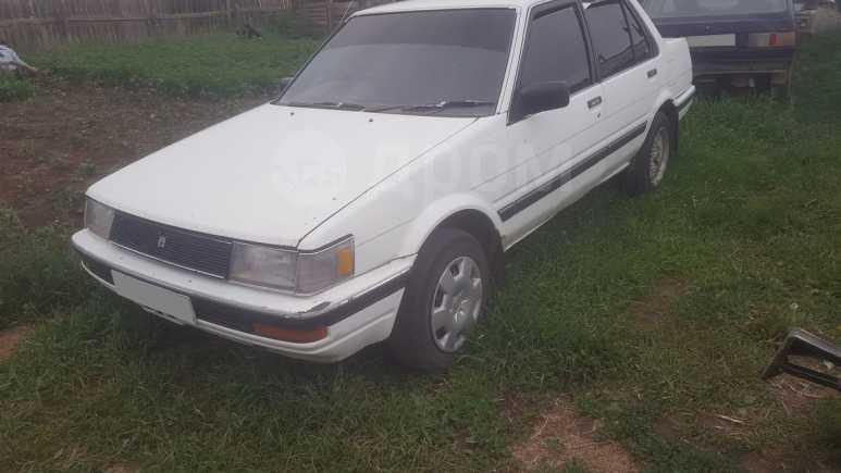 Toyota Corolla FX, 1986 год, 50 000 руб.
