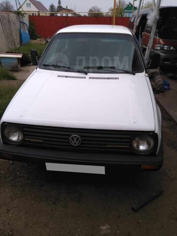 Volkswagen Golf, 1991 год, 99 000 руб.