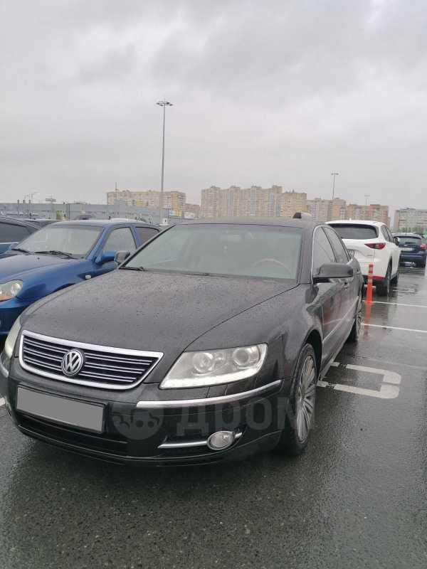 Volkswagen Phaeton, 2008 год, 750 000 руб.