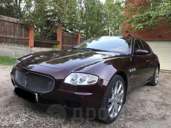 Maserati Quattroporte, 2008 год, 1 650 000 руб.
