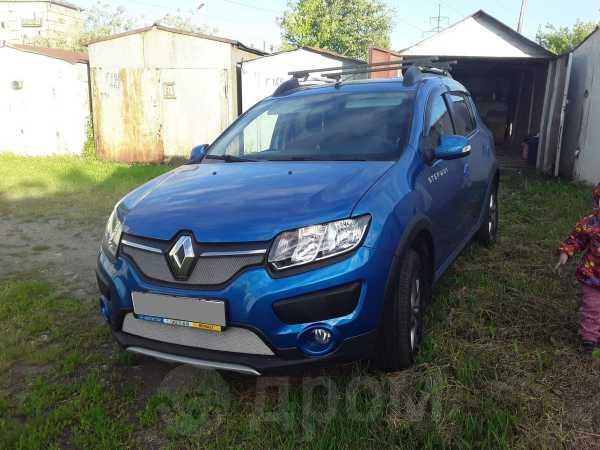 Renault Sandero, 2018 год, 800 000 руб.