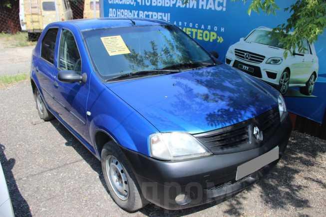 Renault Logan, 2007 год, 199 000 руб.