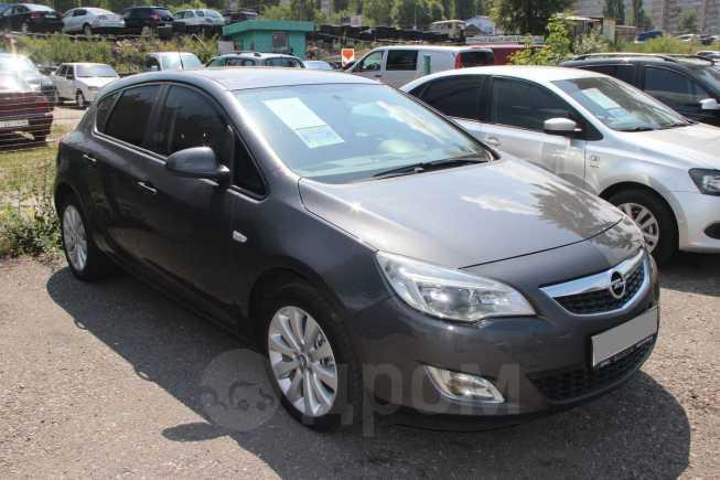 Opel Astra, 2012 год, 520 000 руб.