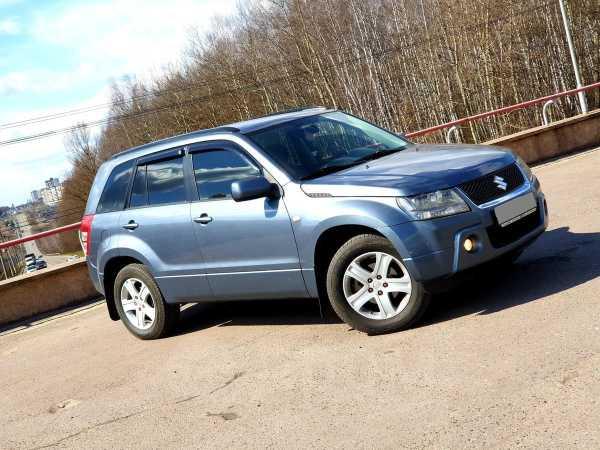 Suzuki Grand Vitara, 2005 год, 420 000 руб.