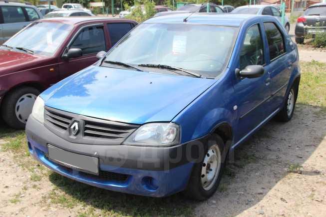Renault Logan, 2009 год, 167 000 руб.