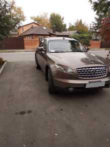 Ростов-на-Дону FX35 2004