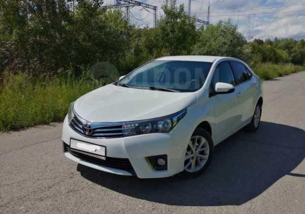 Toyota Corolla, 2014 год, 715 000 руб.