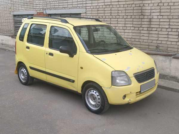 Suzuki Wagon R Plus, 2001 год, 149 500 руб.