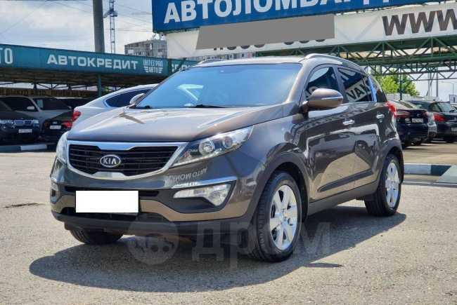 Kia Sportage, 2010 год, 760 000 руб.