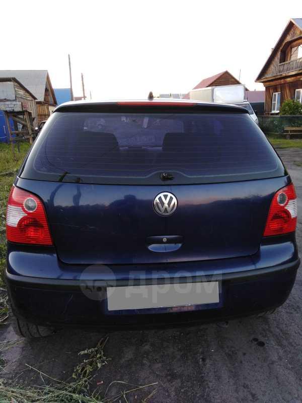 Volkswagen Polo, 2002 год, 80 000 руб.