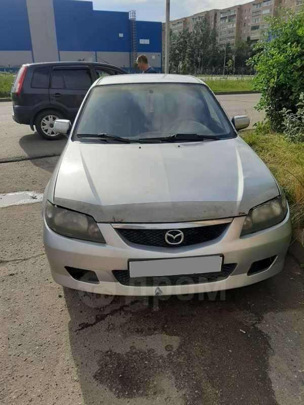 Mazda 323F, 2003 год, 105 000 руб.
