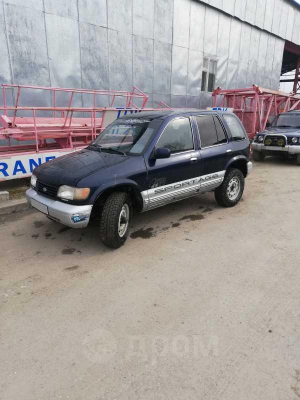 Kia Sportage, 1996 год, 170 000 руб.