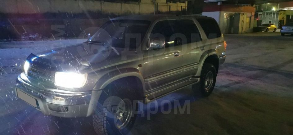 Toyota Hilux Surf, 1999 год, 600 000 руб.