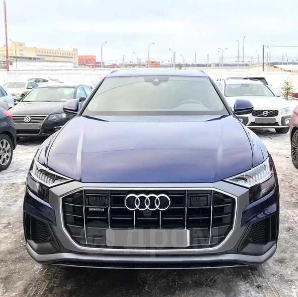 Audi Q8, 2018 год, 5 200 000 руб.