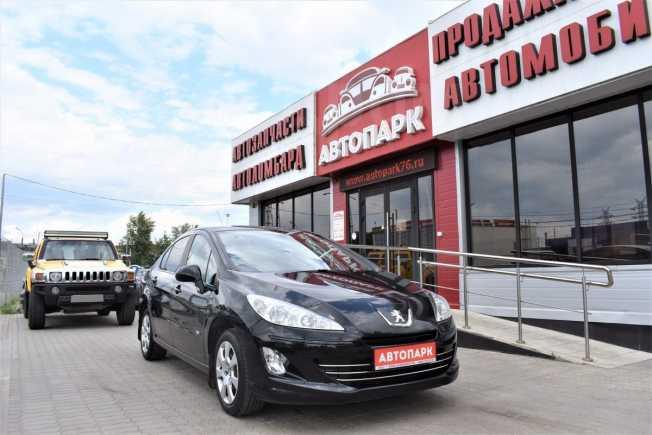 Peugeot 408, 2014 год, 499 000 руб.