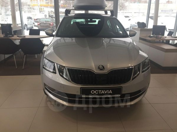 Skoda Octavia, 2020 год, 1 355 900 руб.