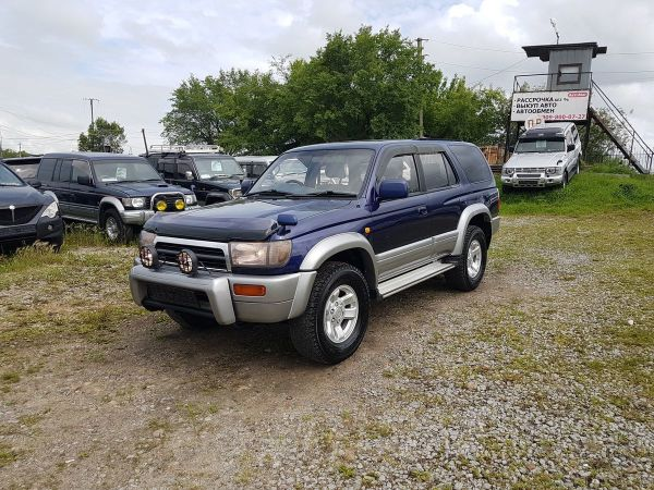 Toyota Hilux Surf, 1996 год, 758 000 руб.