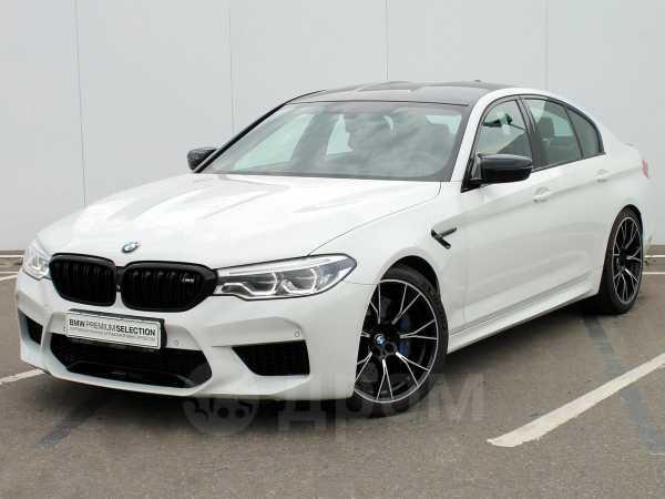 BMW M5, 2019 год, 7 499 000 руб.