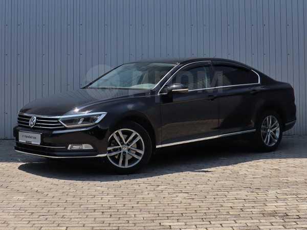 Volkswagen Passat, 2017 год, 1 316 000 руб.