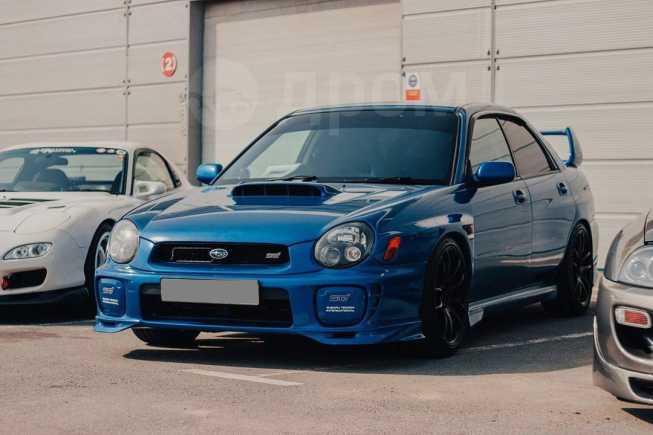 Subaru Impreza WRX, 2000 год, 650 000 руб.