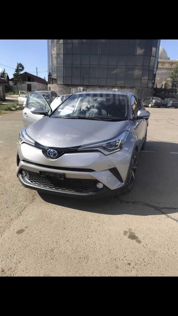 Toyota C-HR, 2016 год, 1 750 000 руб.