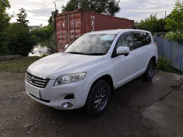 Toyota Vanguard, 2009 год, 880 000 руб.