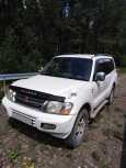 Mitsubishi Pajero, 2002 год, 650 000 руб.