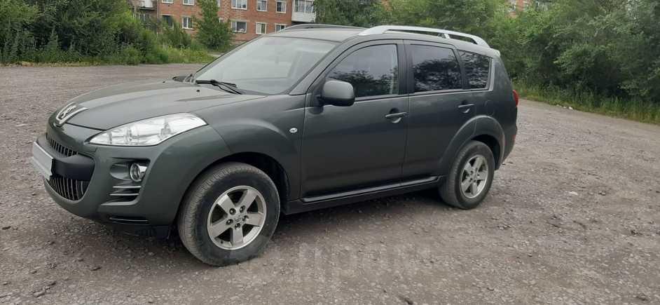 Peugeot 4007, 2012 год, 660 000 руб.