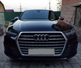 Улан-Удэ Audi Q7 2015