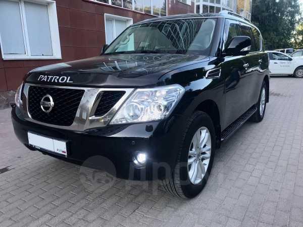 Nissan Patrol, 2012 год, 1 440 000 руб.