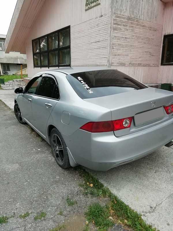Honda Accord, 2003 год, 380 000 руб.