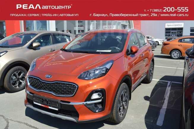 Kia Sportage, 2020 год, 1 994 900 руб.