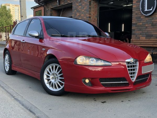 Alfa Romeo 147, 2008 год, 399 000 руб.