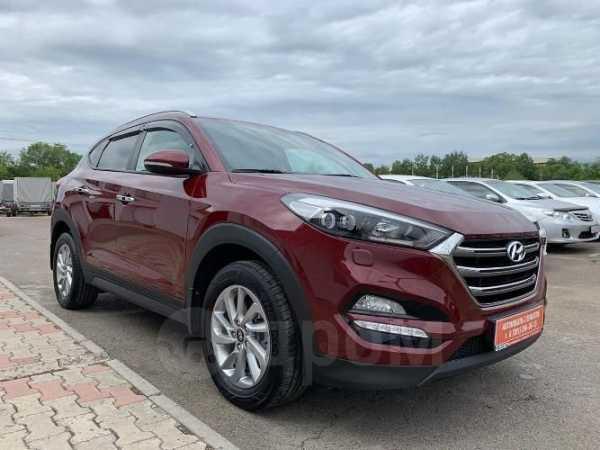 Hyundai Tucson, 2016 год, 1 315 000 руб.