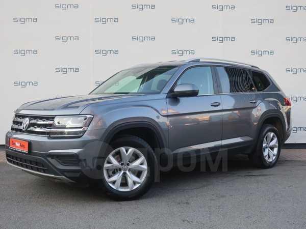 Volkswagen Teramont, 2018 год, 2 594 300 руб.