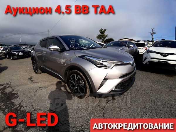 Toyota C-HR, 2017 год, 1 430 000 руб.